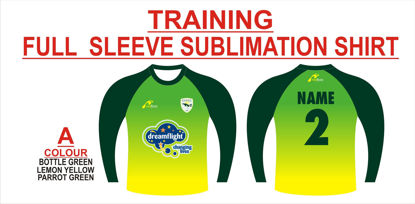 Picture of Training Top Long Sleeve - JUNIOR
