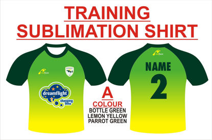 Picture of Training Top Short Sleeve - SENIOR