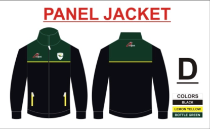 Picture of Tracksuit Jacket  - JUNIOR