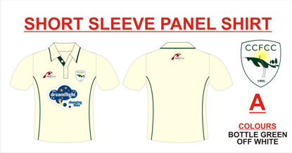 Picture of Match Shirt JUNIOR - Short Sleeves