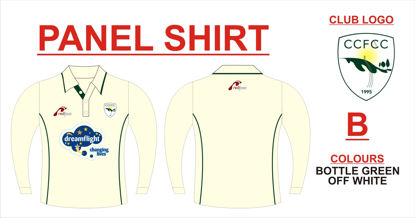 Picture of Match Shirt SENIOR - Long Sleeve